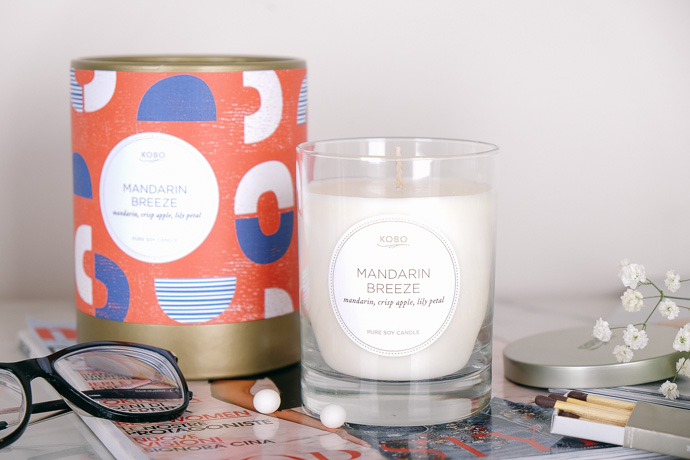 kobo candles mandarin breeze simply4joy-3