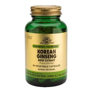 растительные адаптогены, корейский женьшень simply4joy