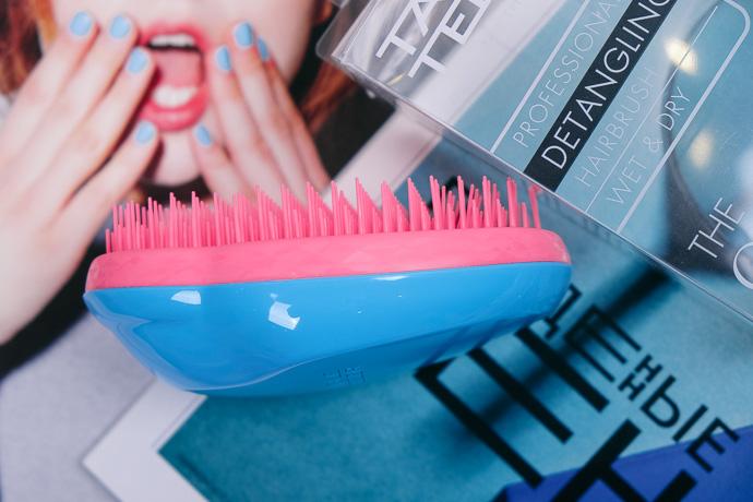 покупки из германии, расческа детанглер для волос