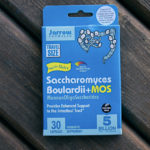 пробиотики при приеме антибиотиков, сахаромицеты буларди Saccharomyces Boulardii Jarrow