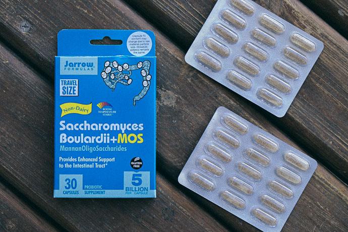 пробиотики при антибиотиках, сахаромицеты буларди