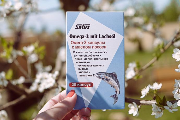 salus омега рыбий жир отзывы, simply4joy