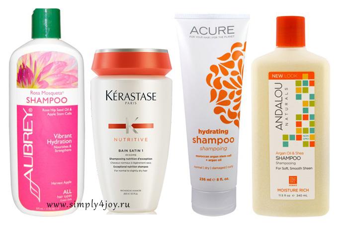 шампунь для сухих волос, тесты косметики