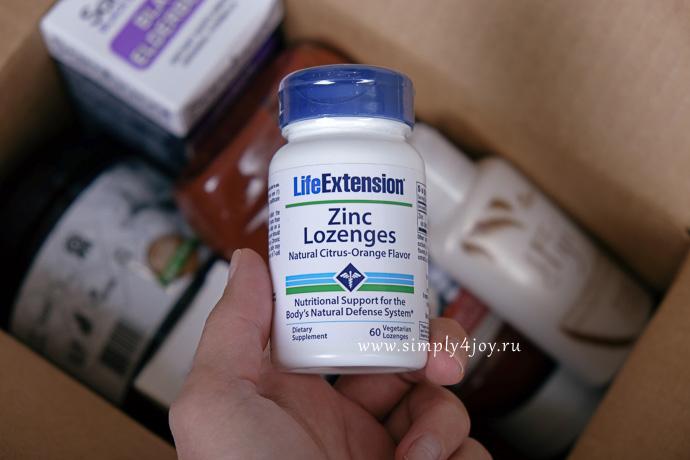 добавки цинка при простуде