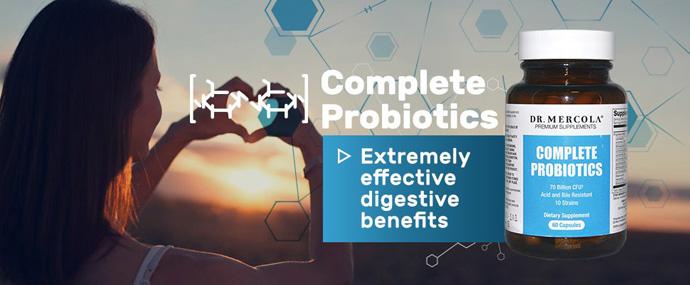 пробиотик Dr.Mercola