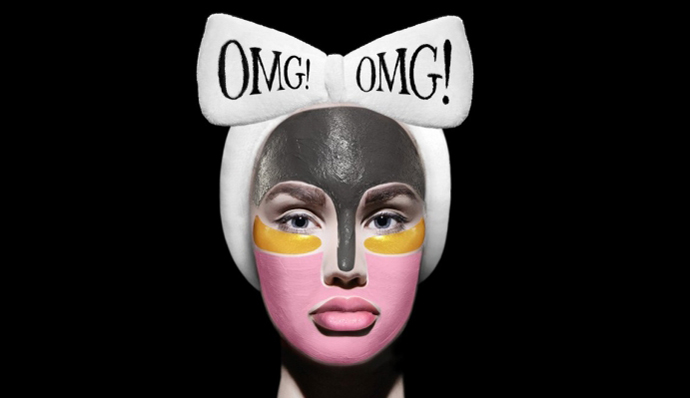 Double Dare OMG маска для лица, отзывы