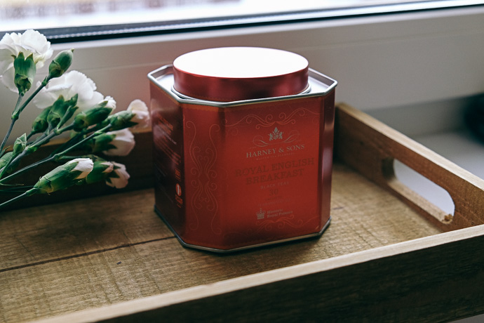Harney & Sons чай Английский завтрак