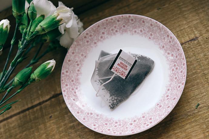 Harney & Sons черный чай в пакетиках