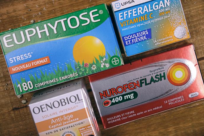 витамины Oenobiol