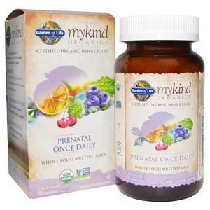 лучшие витамины года, Garden of Life