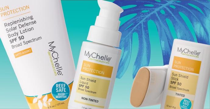 MyChelle Dermaceuticals защита от солнца SPF50