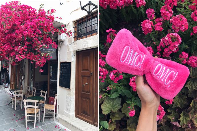 Double Dare Omg розовая повязка