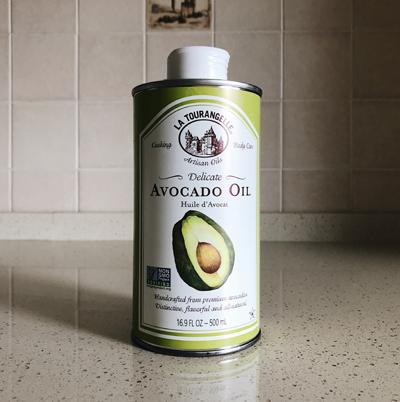лучшее масло для жарки авокадо
