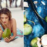 кокосовая вода польза