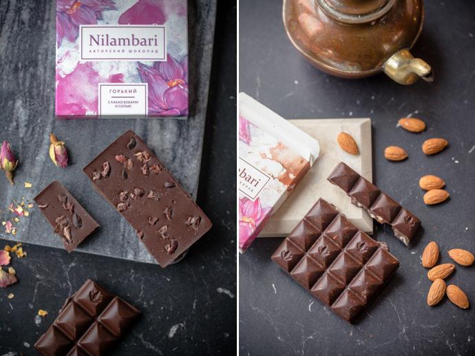 nilambari шоколад кэроб