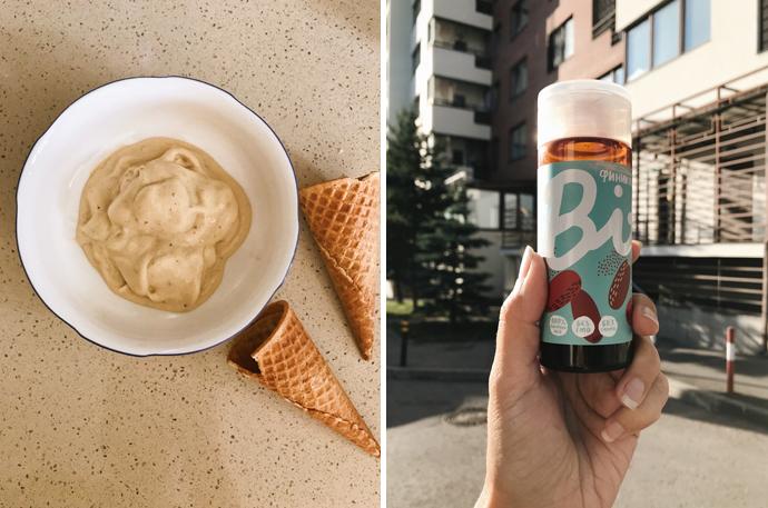домашнее мороженое без молока рецепт