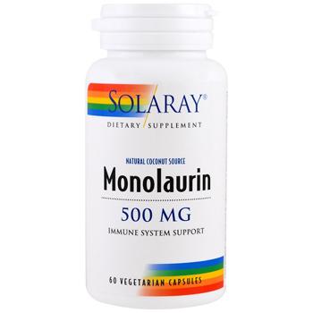 монолаурин Solaray