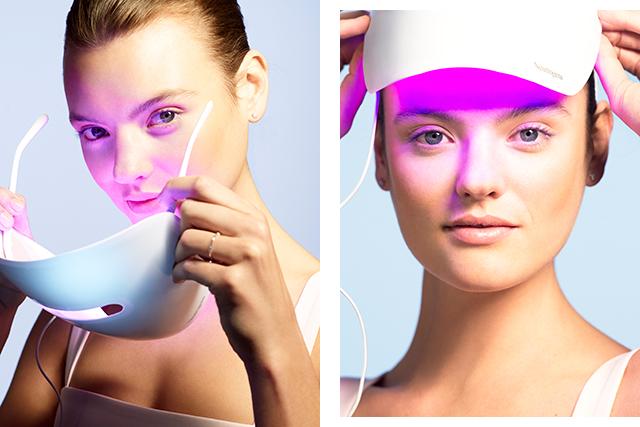 световая маска Neutrogena для лица
