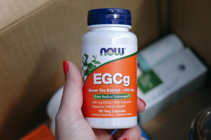 экстракт зеленого чая EGCG